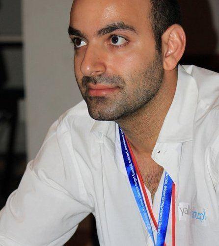 Habib Haddad SWAlex Speakers Startup Weekend Alexandria