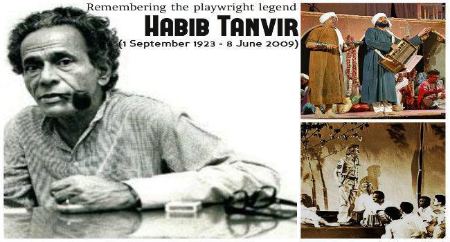 Habib Tanvir Habib Tanvir 6th death anniversary 10 interesting facts you shouldn