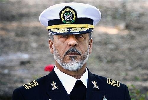 Habibollah Sayyari Navy Commander Iran Capable of Building Different