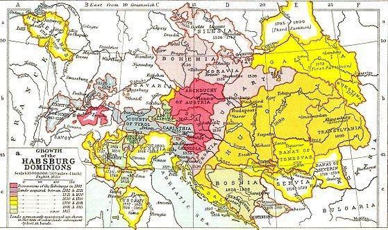 Habsburg Monarchy Habsburg Monarchy Wikipedia