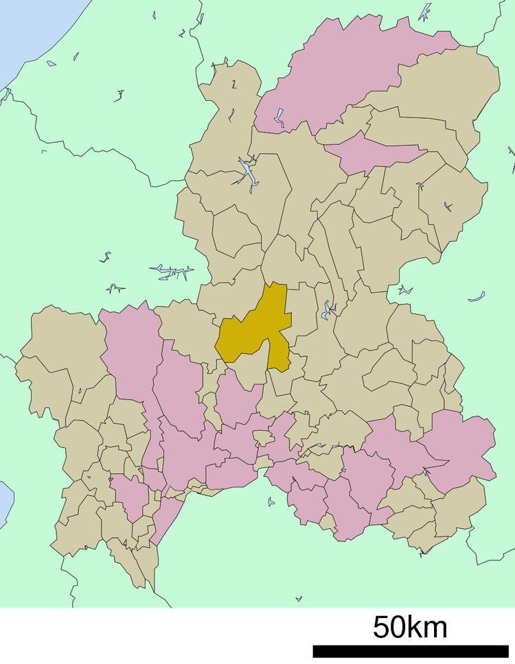 Hachiman, Gifu