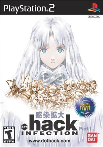 .hack (video game series) HackInfection Game Amazoncouk PC amp Video Games