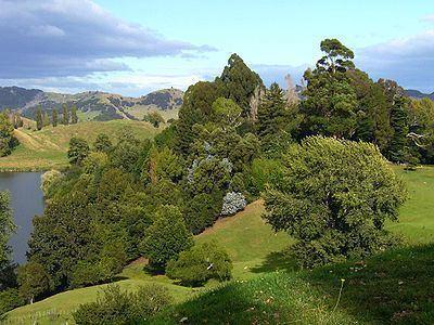 Hackfalls Arboretum Hackfalls Arboretum Wikipedia