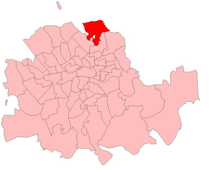 Hackney North (UK Parliament constituency)