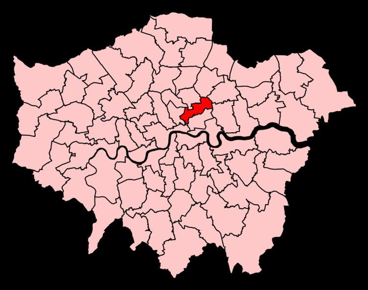 Hackney South and Shoreditch (UK Parliament constituency)