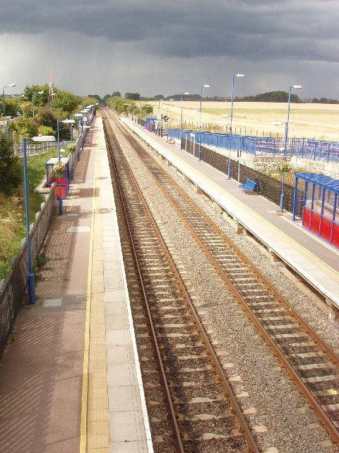 Haddenham & Thame Parkway railway station
