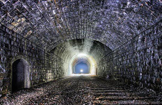 Haddon Tunnel Haddon Tunnel