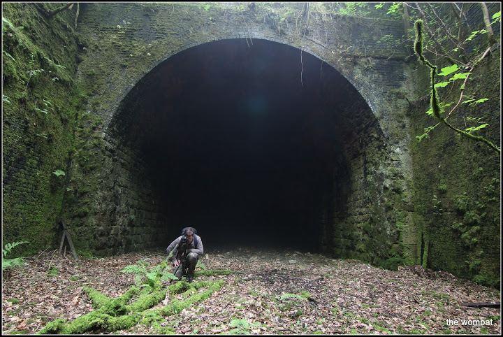 Haddon Tunnel Haddon tunnel Derbyshire Jun15