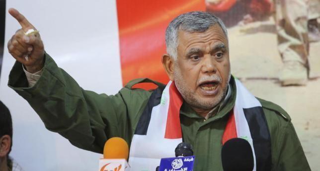 Hadi Al-Amiri Iraqi commander denies paramilitary groups involved in