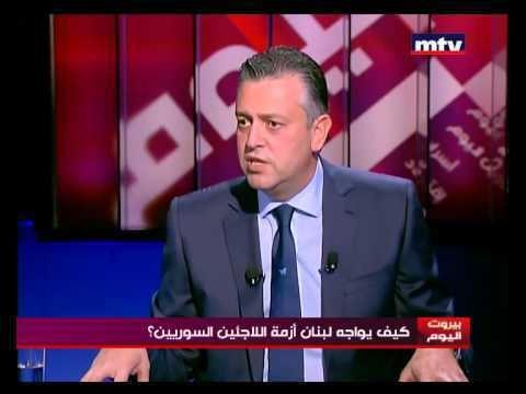 Hadi Hobeich Beirut Al Yawm Hadi Hobeich 28092014 YouTube