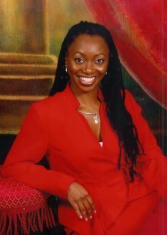 Hadiyah-Nicole Green Dr HadiyahNicole Green one of nation39s few black female physicists