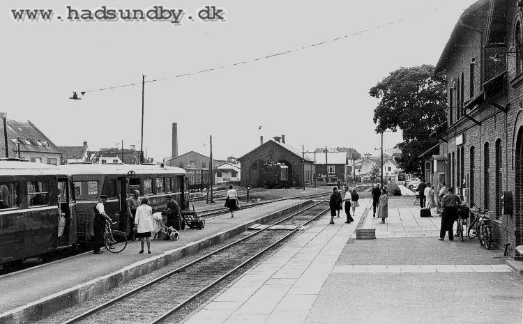 Hadsund North Station