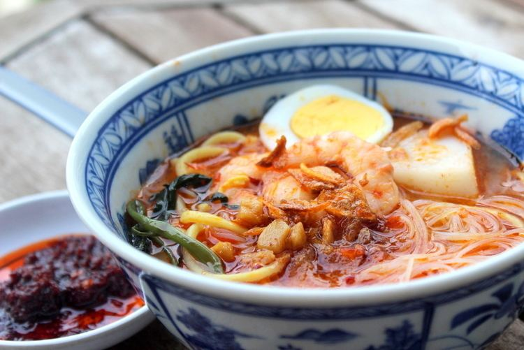 Hae mee The Food Canon Inspiring Home Cooks Auntie Ruby39s Hokkien Prawn