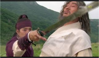 Hae Mo-su of Buyeo Korean Wave Jumong Episode 10
