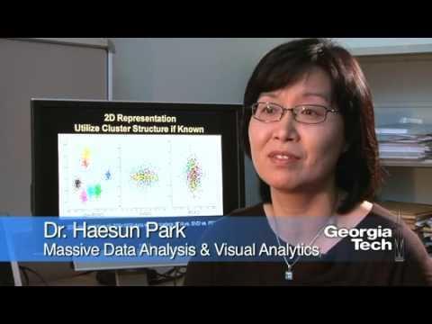 Haesun Park Georgia Tech High Performance Computing Haesun Park YouTube