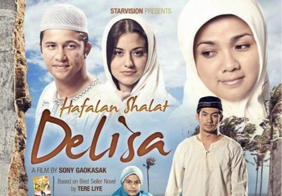 Hafalan Shalat Delisa movie scenes  yet brilliant mind of Delisa As a child she learned to pave her way that by having faith to ALLAH SWT she can weather almost everything in life