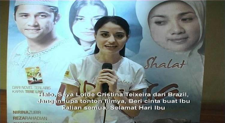 Hafalan Shalat Delisa movie scenes Hafalan Shalat DELISA Loide Christina Teixeira