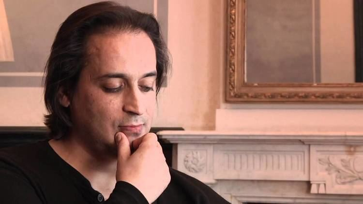 Hafid Bouazza Hafid Bouazza over de Symphonie fantastique van Berlioz
