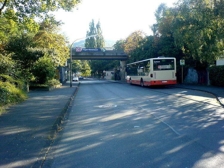 Hagen-Westerbauer station