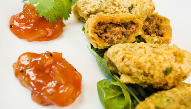 Haggis pakora Haggis Pakora Grant39s Foods