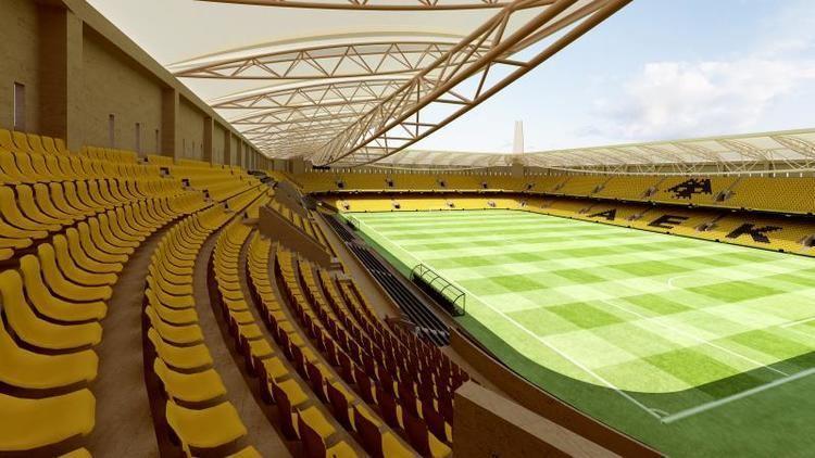 Hagia Sophia Stadium Agia Sofia Stadium New AEK Athens Stadium The Stadium Guide