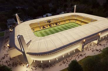 Hagia Sophia Stadium Hagia Sophia Stadium Wikipedia