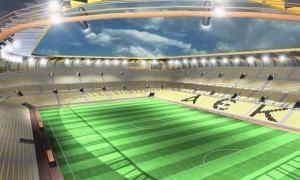 Hagia Sophia Stadium News in Greece AEK stadium soon to become a reality