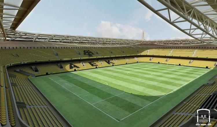 Hagia Sophia Stadium wwwstadiumguidecomwpcontentgalleryaeknewaek
