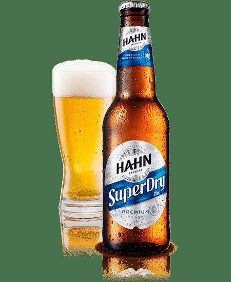 Hahn Super Dry Hahn Super Dry Beers Hahn Brewers