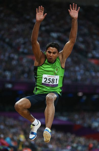 Haider Ali (athlete) Haider Ali in 2012 London Paralympics Day 7 Athletics Zimbio