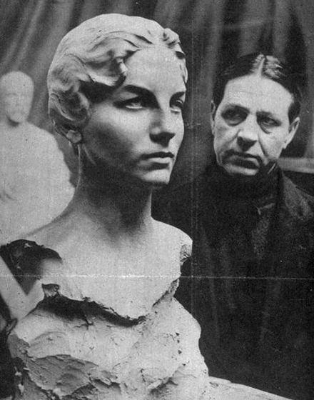 Haig Patigian Haig Patigian San Franciscan Sculptor 100 LIVES