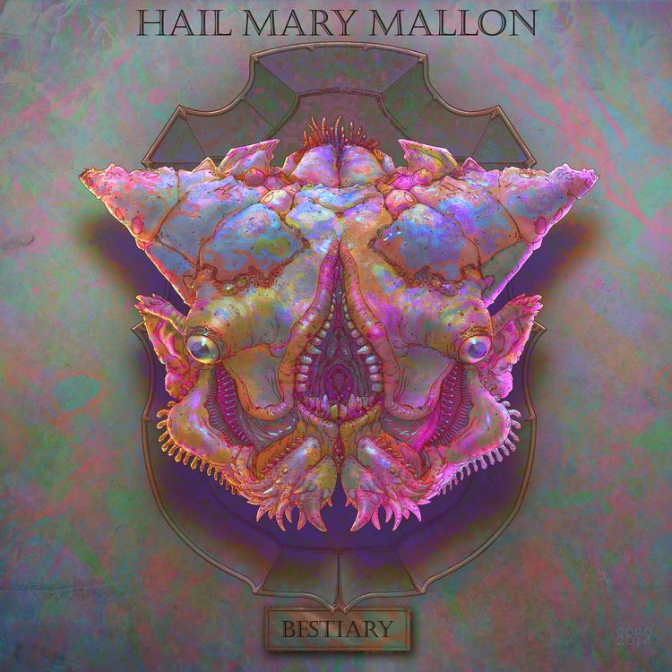 Hail Mary Mallon Hail Mary Mallon quotBestiaryquot Release Date Tracklist Cover Art