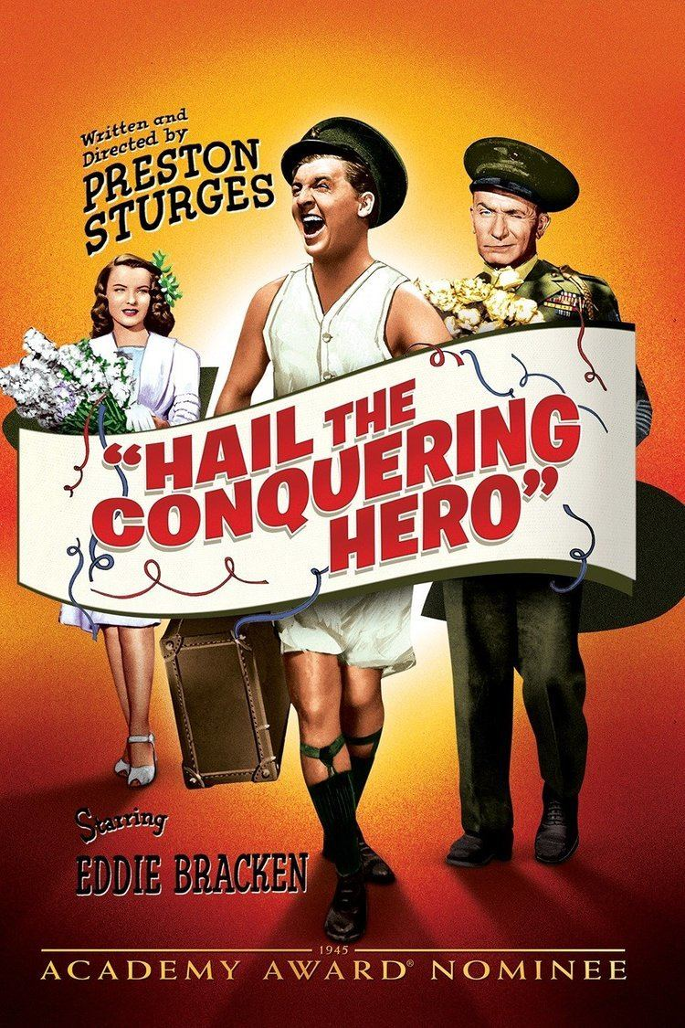 Hail the Conquering Hero wwwgstaticcomtvthumbmovieposters2724p2724p