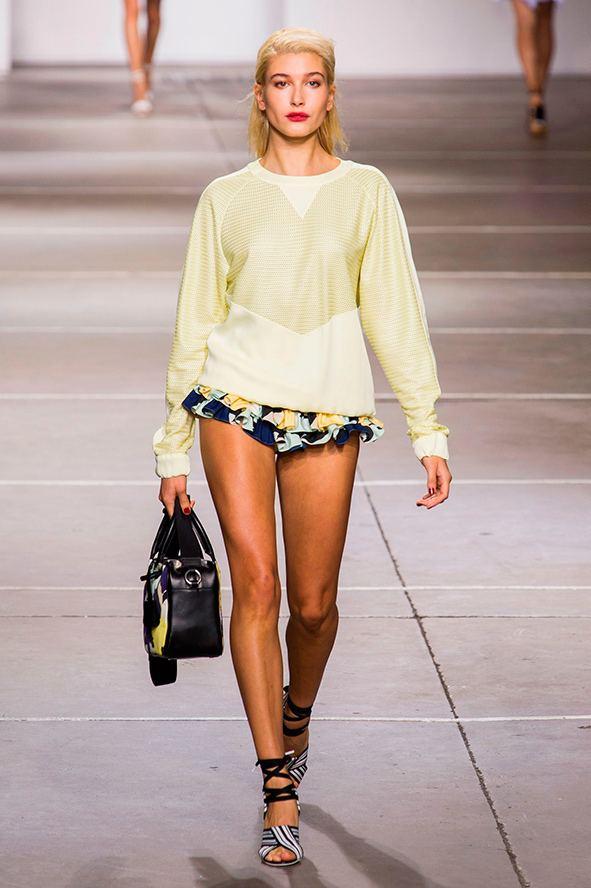 Hailey Baldwin One to watch Hailey Baldwin Fashion Trends Beauty