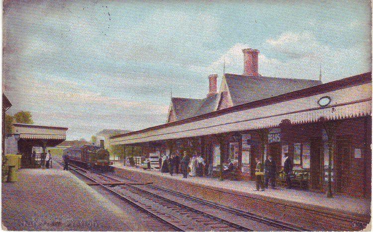 Hailsham railway station