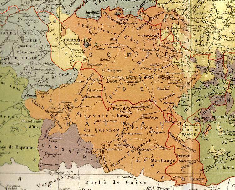 Hainaut (province) uploadwikimediaorgwikipediacommonsdd0Carte