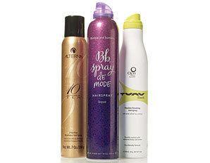 Hair spray Hairspray