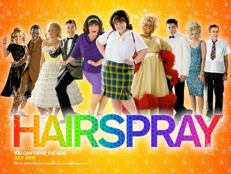 Hairspray (2007 film) Hairspray 2007 Musical Movie Madness