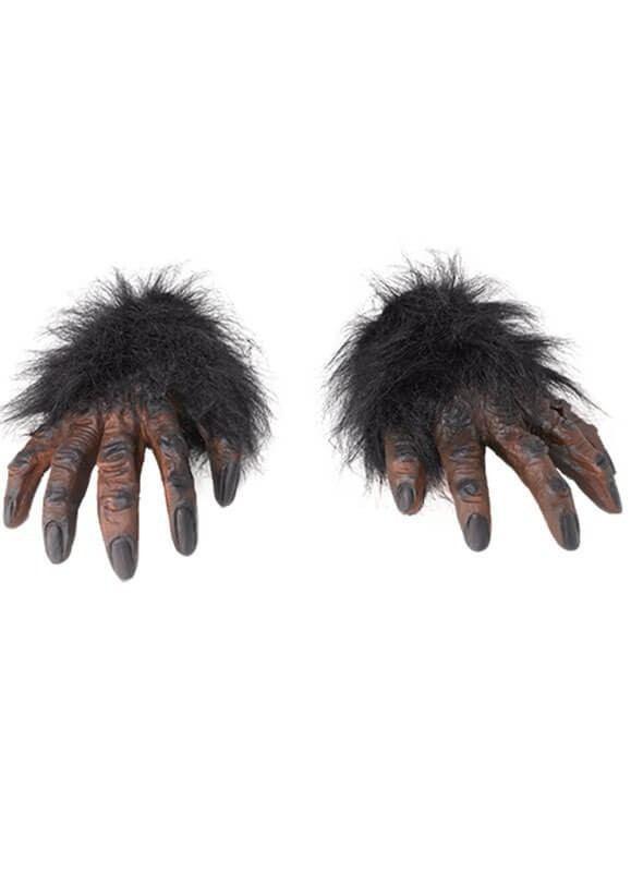 Hairy Hands Hands Big Foot