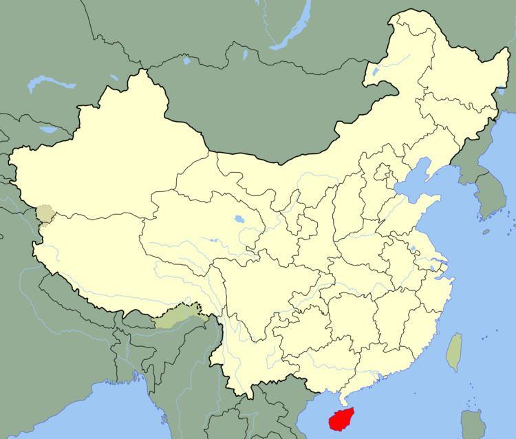 Haitang District