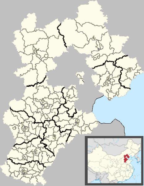 Haixing County