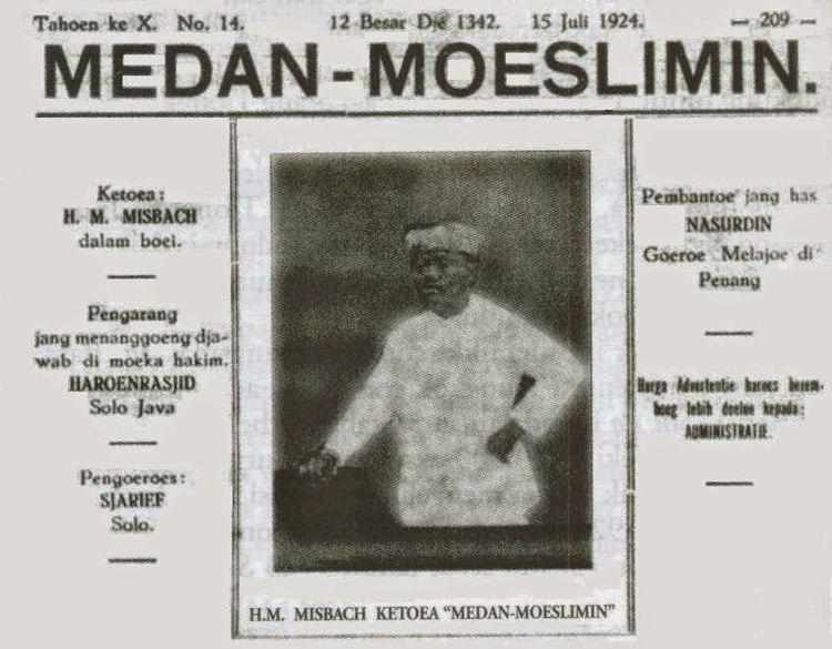 Haji Misbach Haji Misbach yang Ingin Menyatukan Islam dan Komunisme