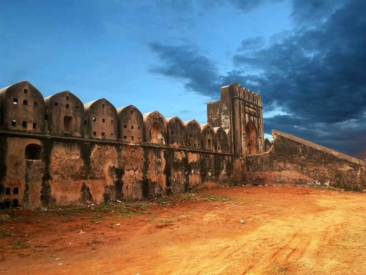 Hajiganj Fort
