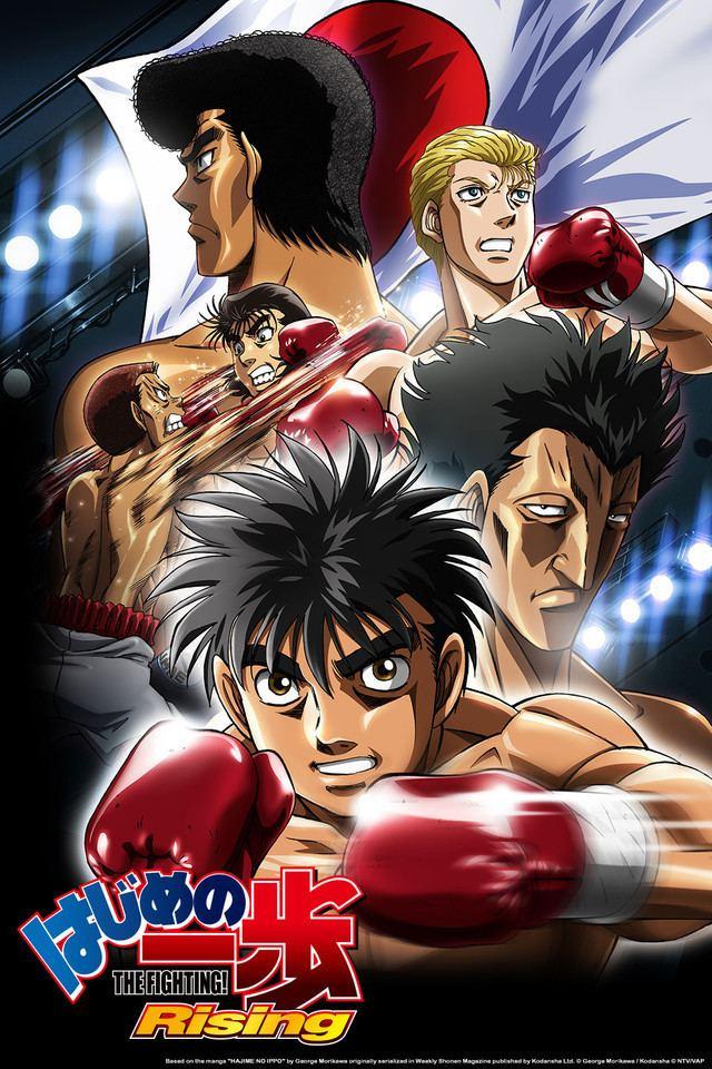 Hajime no Ippo Crunchyroll Hajime No Ippo The Fighting Full episodes streaming