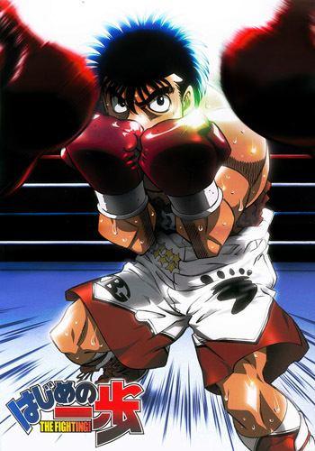 Hajime no Ippo Hajime no Ippo The Fighting Anime AniDB