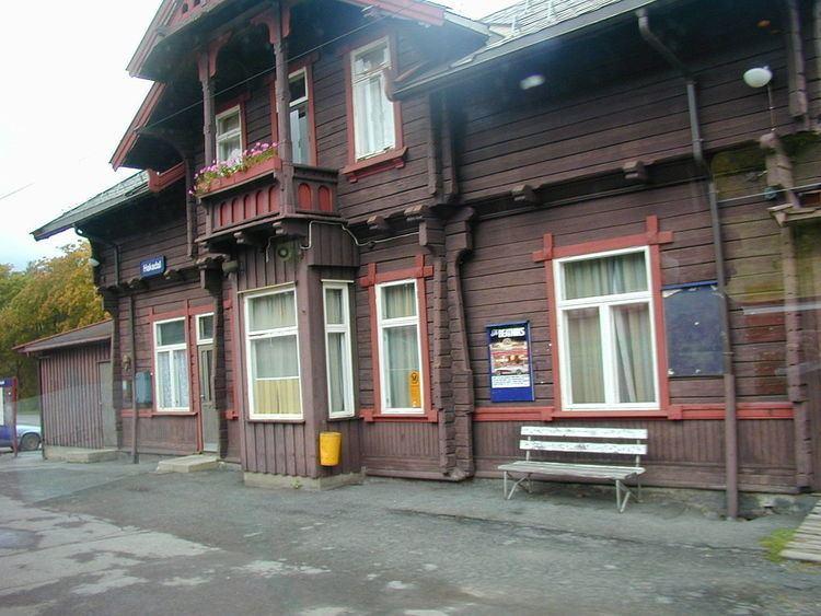 Hakadal Station