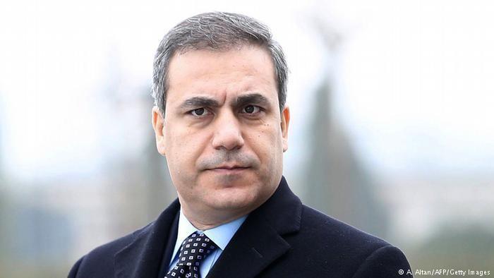 Hakan Fidan Turkish spymaster Fidan quits to contest parliamentary