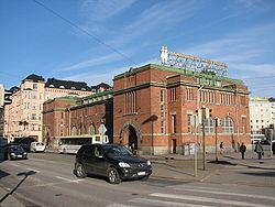 Hakaniemi Hakaniemi Wikipedia