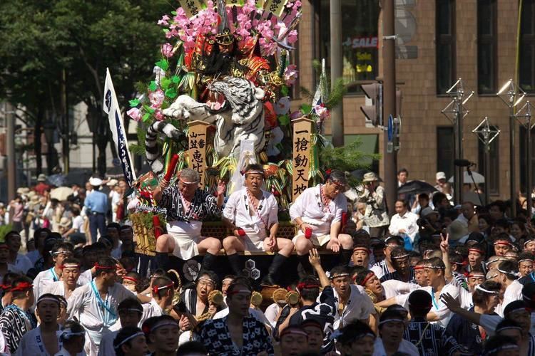 Hakata Gion Yamakasa Hakata Gion Yamakasa Festival 2016 Japan Festival Event Carnival
