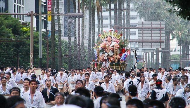 Hakata Gion Yamakasa Fukuoka Travel Hakata Gion Yamakasa Festival